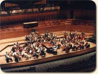 With Dresden Philharmonic